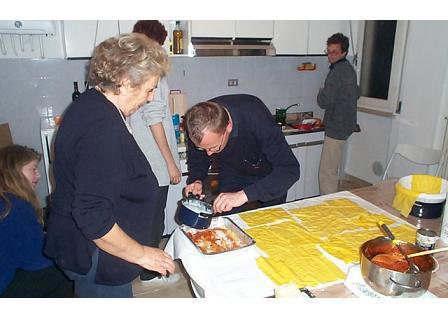Italian Cooking - Mamma Ledi