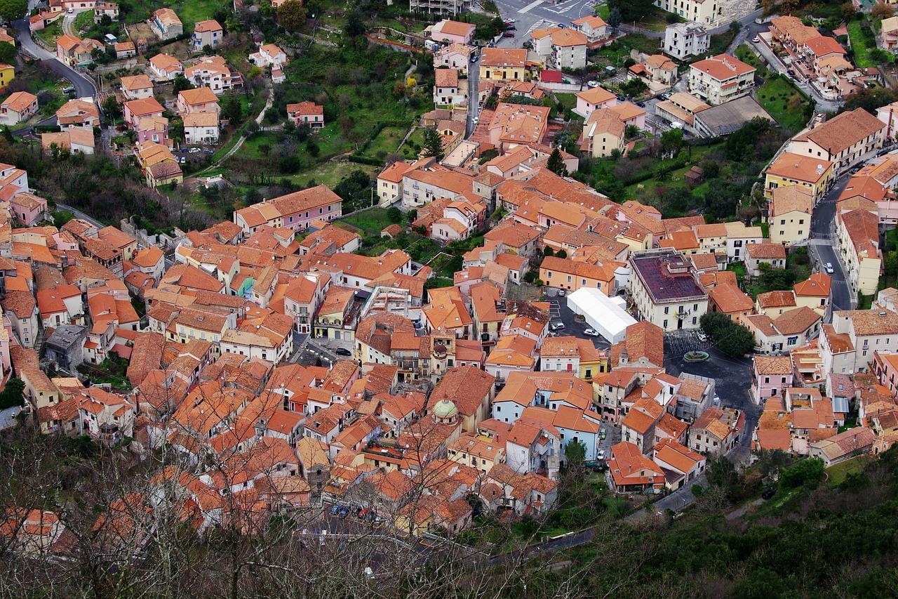 Maratea Old Town