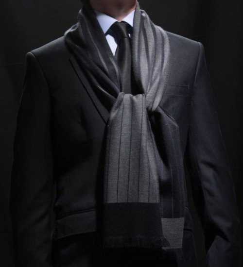The finest Italian Cashmere Scarf and Sweater Range 100 Cotton Scarves For Men