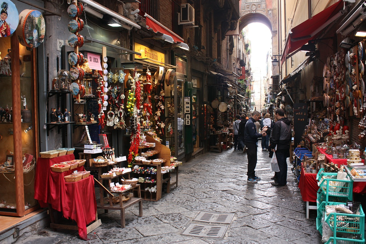 San Gregorio Armeno, Naples