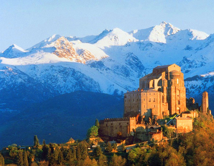 sacra di san michele a monastery of legend and mystery. Black Bedroom Furniture Sets. Home Design Ideas
