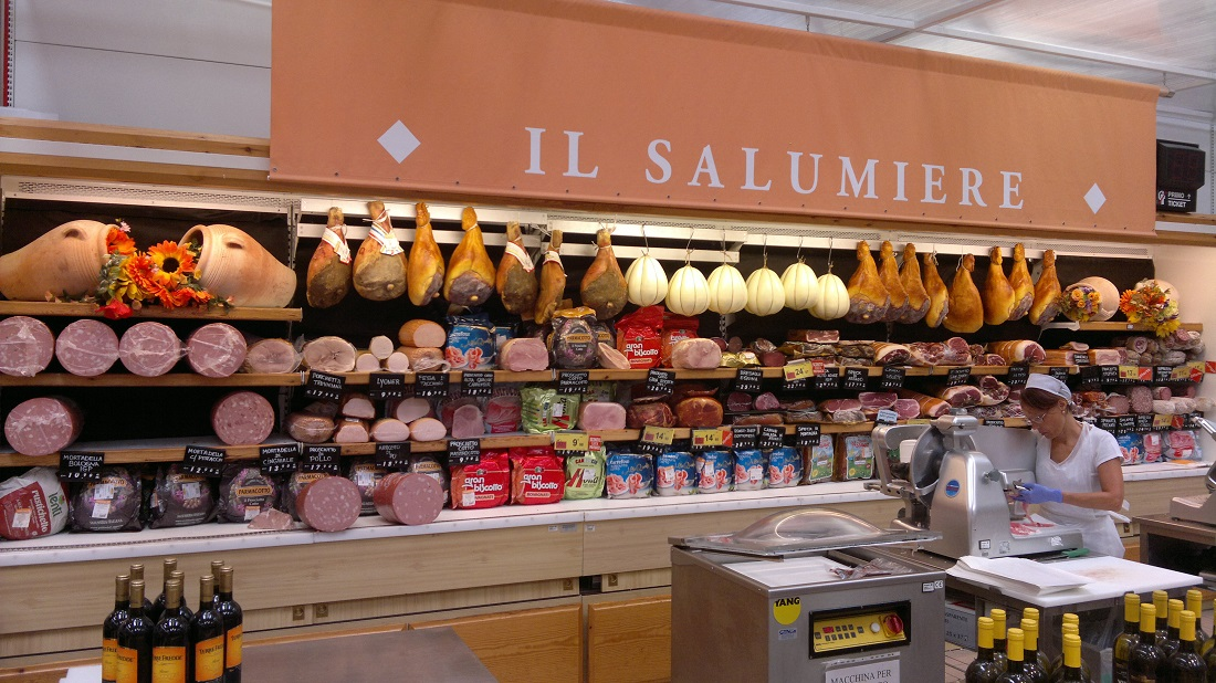 Slow Food Salumiere