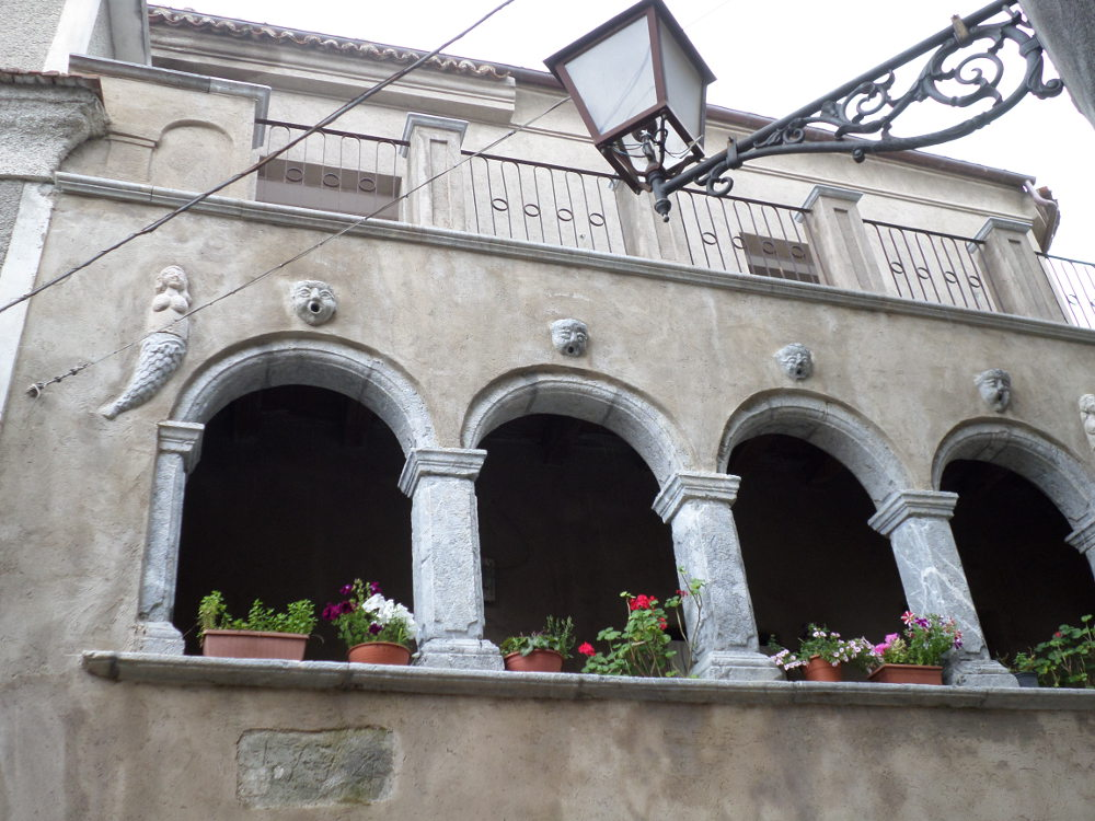 House in Calabria