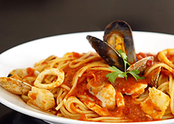 A Scrumptious Healthy Treat to Enjoy: Seafood Pasta Recipes  |Authentic Italian Seafood Pasta Recipes