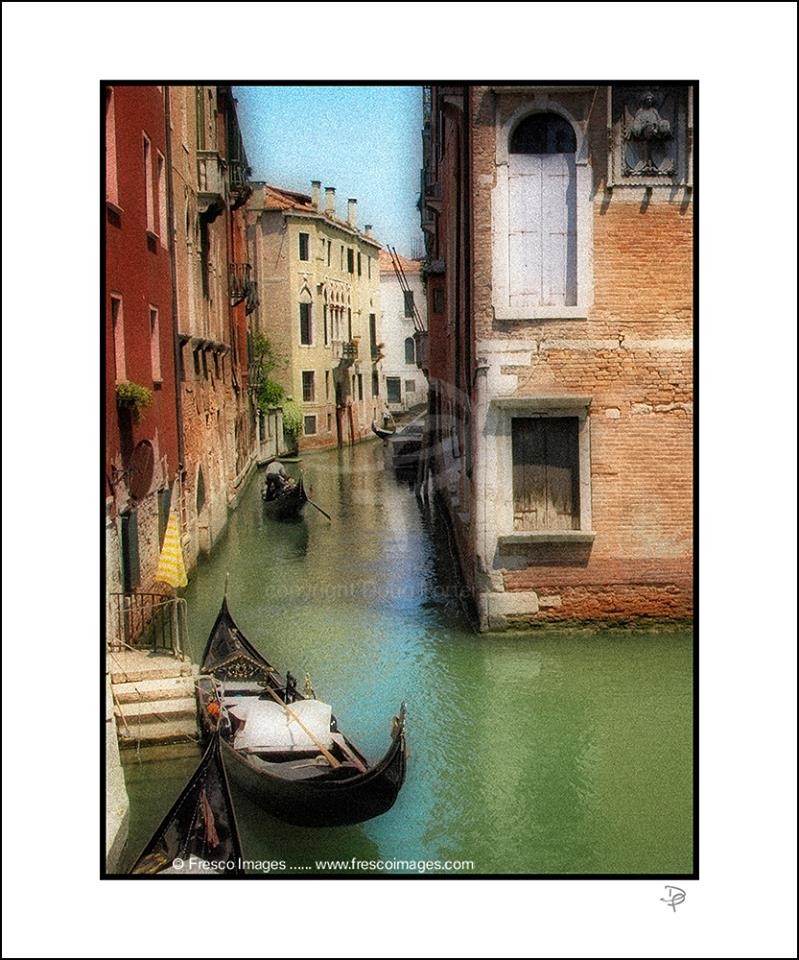 Secret Canals in Venice