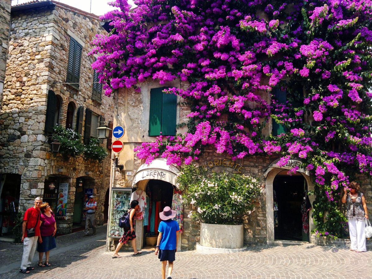 Italian Itinerary Stop