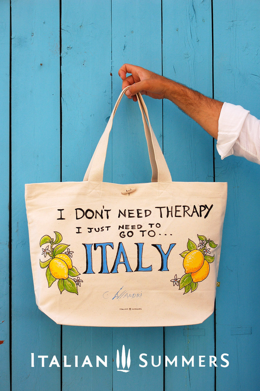 Summer Bags from Italy