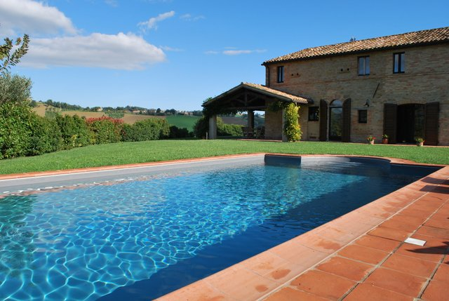 A Country House in Le Marche