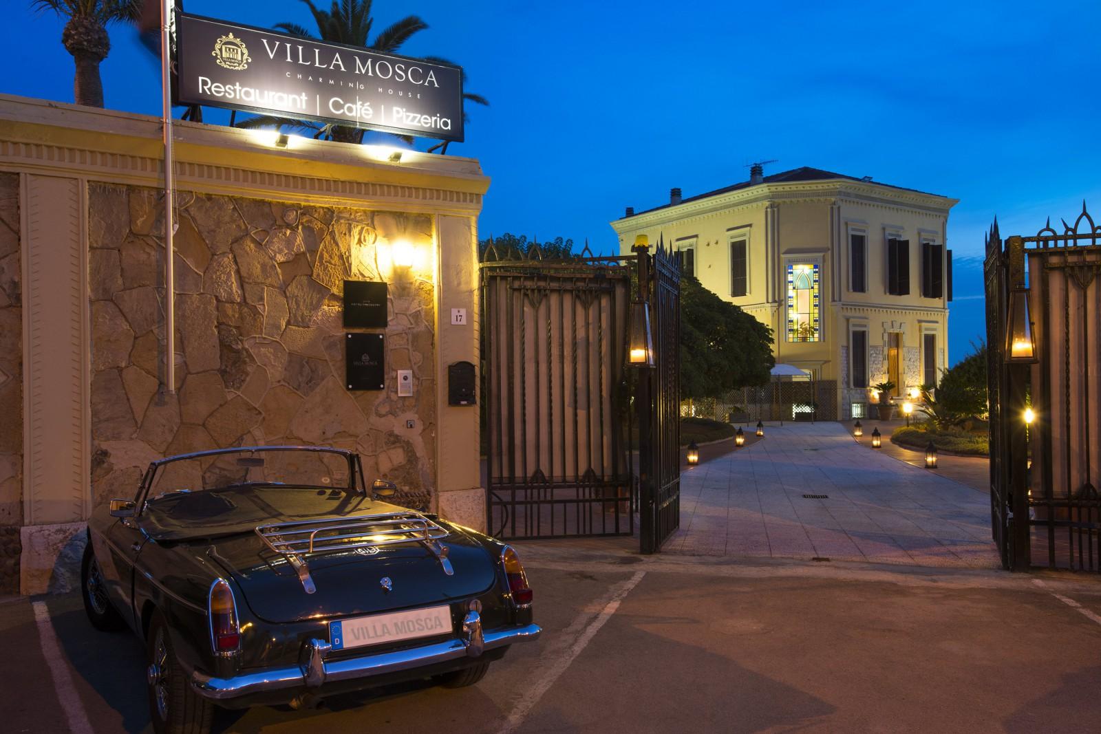 Villa Mosca, Alghero, Sardinia
