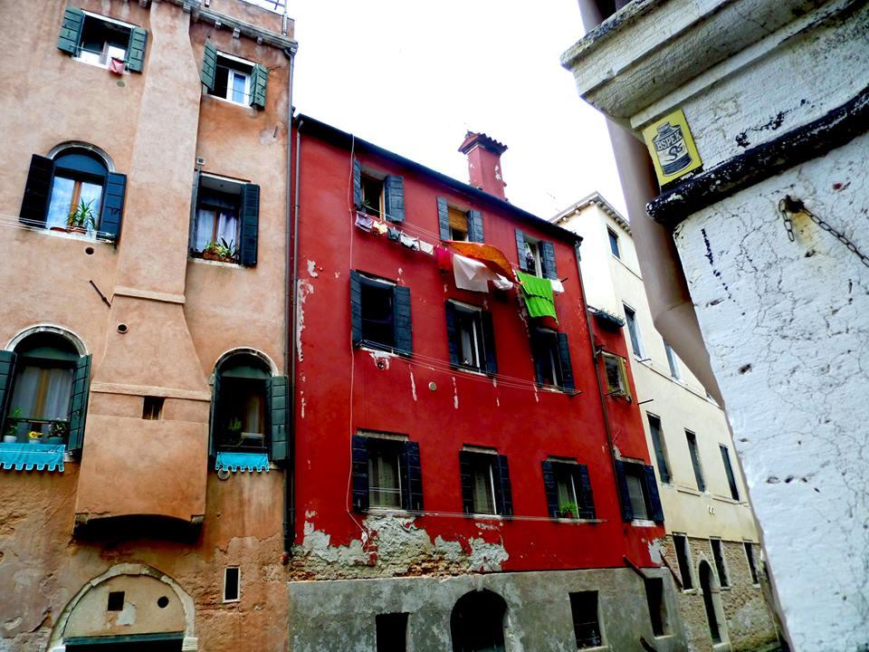 Washing Venice