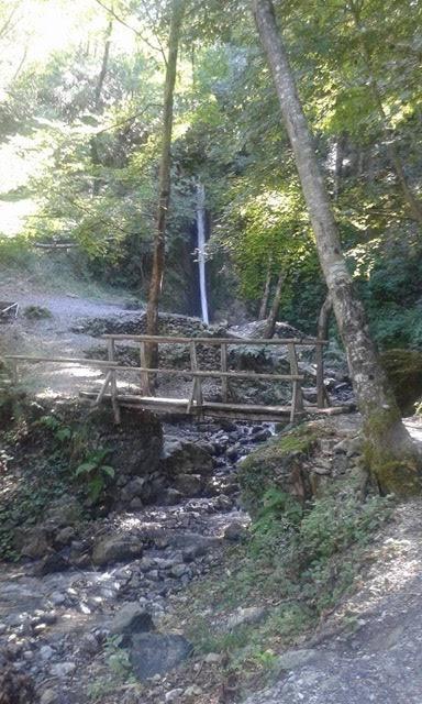 Waterfall Calabria