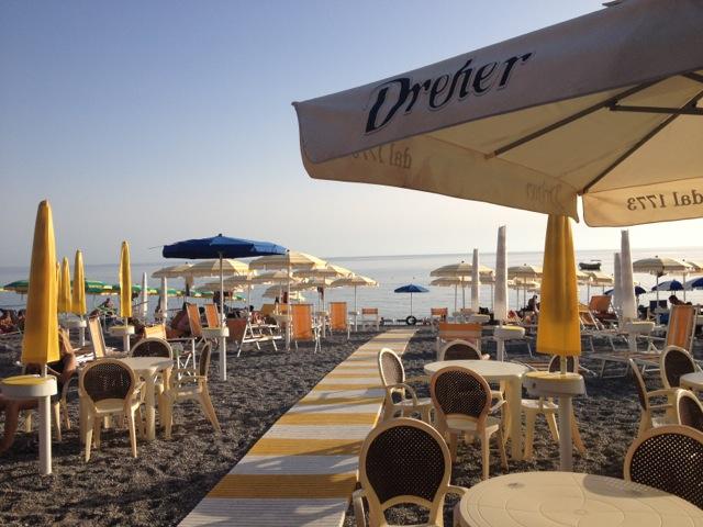 Scalea Beach - Calabria