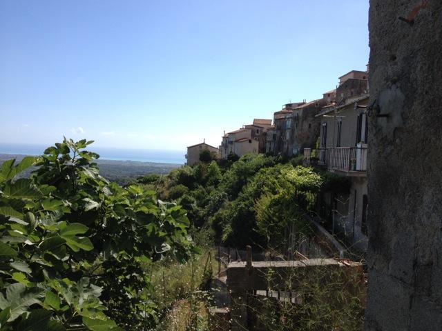 Calabria - Village of Santa Domenica Talao