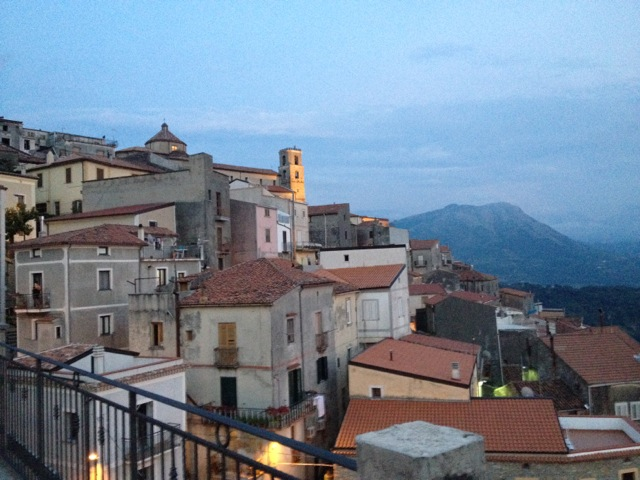 Sunset Santa Domenica Talao - Calabria