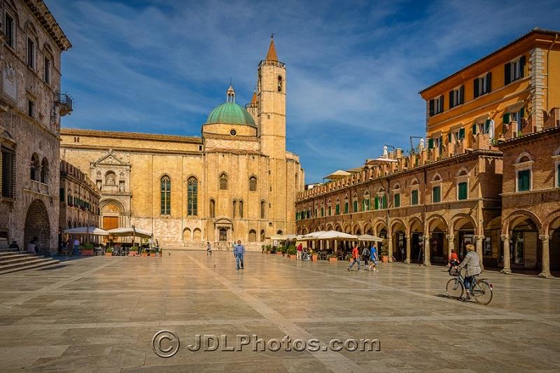 Ascoli Piceno by Jim DeLutes