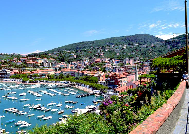 View from Lerici Castle