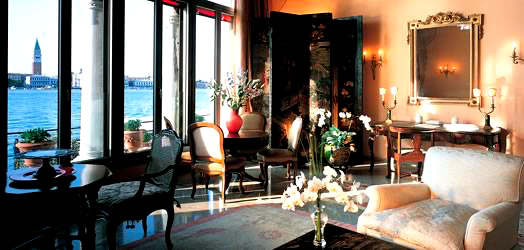 luxury hotels in Venice Italy