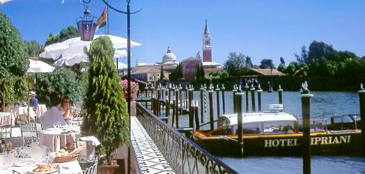 luxury hotel in Venice