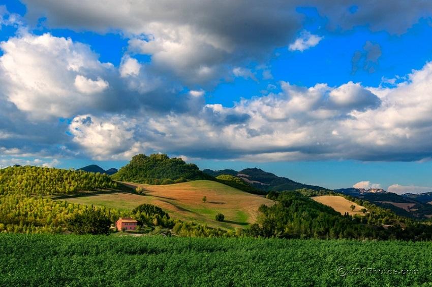 Countryside near Urbino