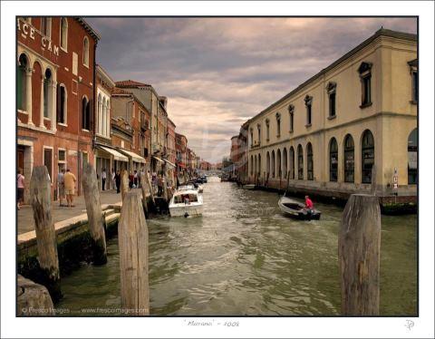 Murano before the storm