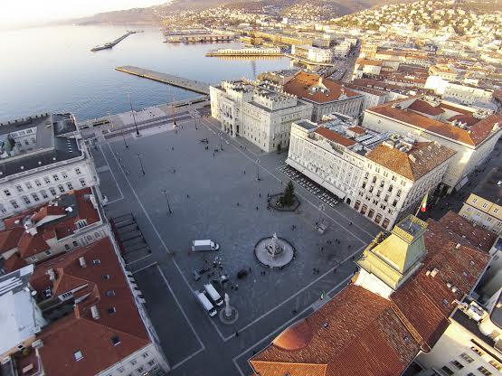 Piazza Unita D'Italia Trieste