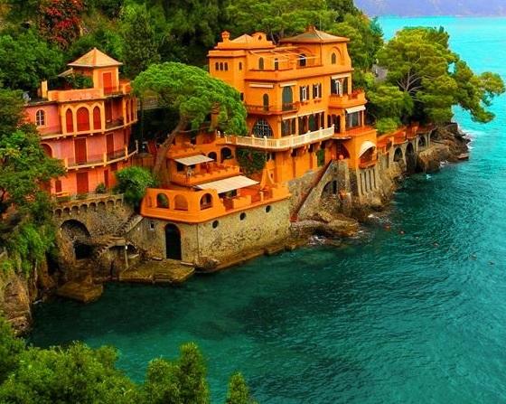 Portofino by Boat