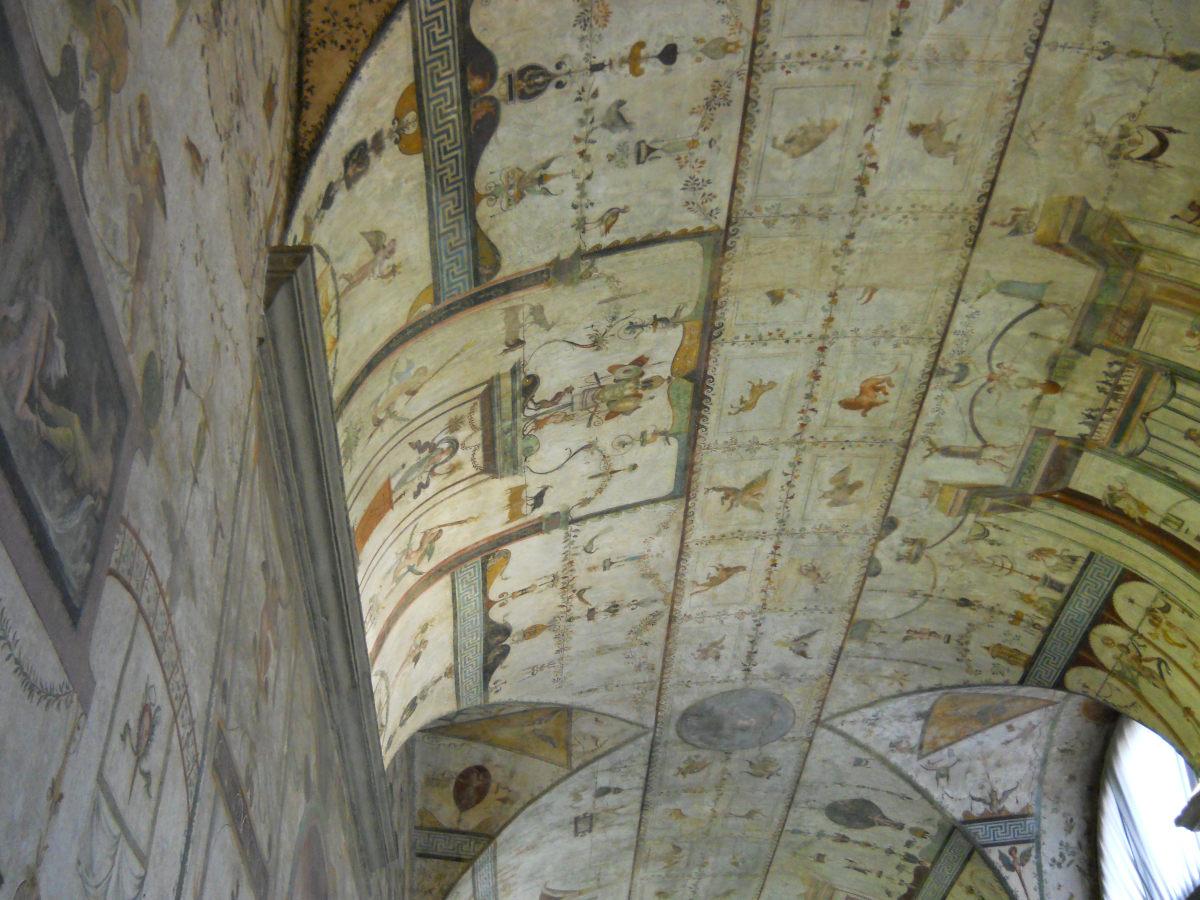 Raphael Frescoes - Vatican