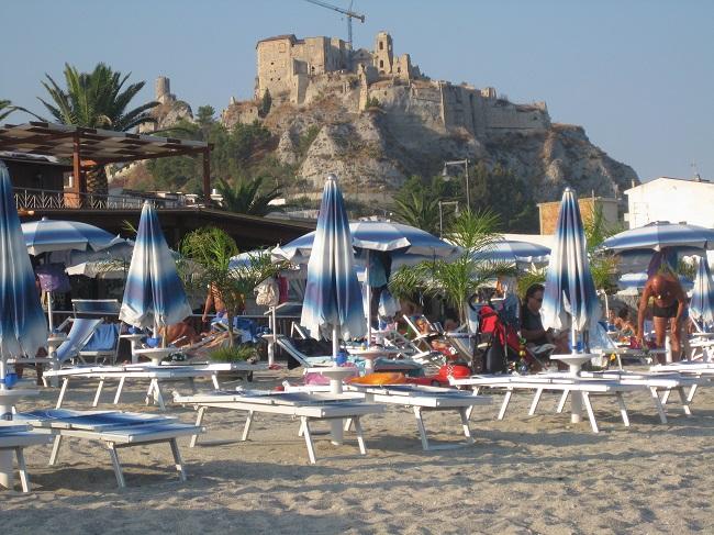 Roccella Jonica Beach