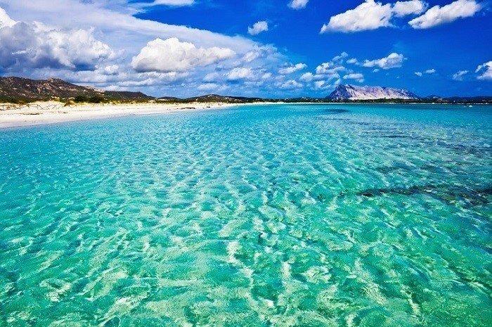 Beach in Sardinia/Sardegna
