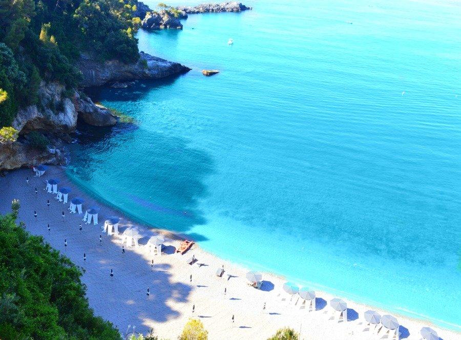 Beach Fiascherino