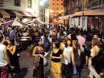 Turin Restaurant