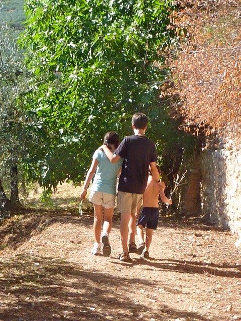 Children in Italy