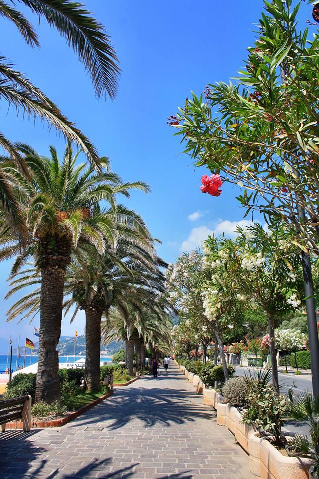 Liguria Beach Front