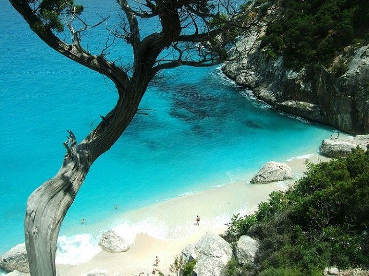 Cala Goloritze beach Sardinia by Marco Molino