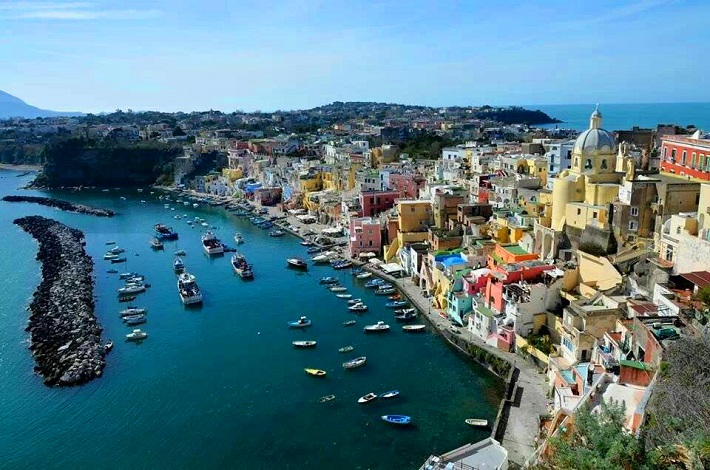 Morning on Procida