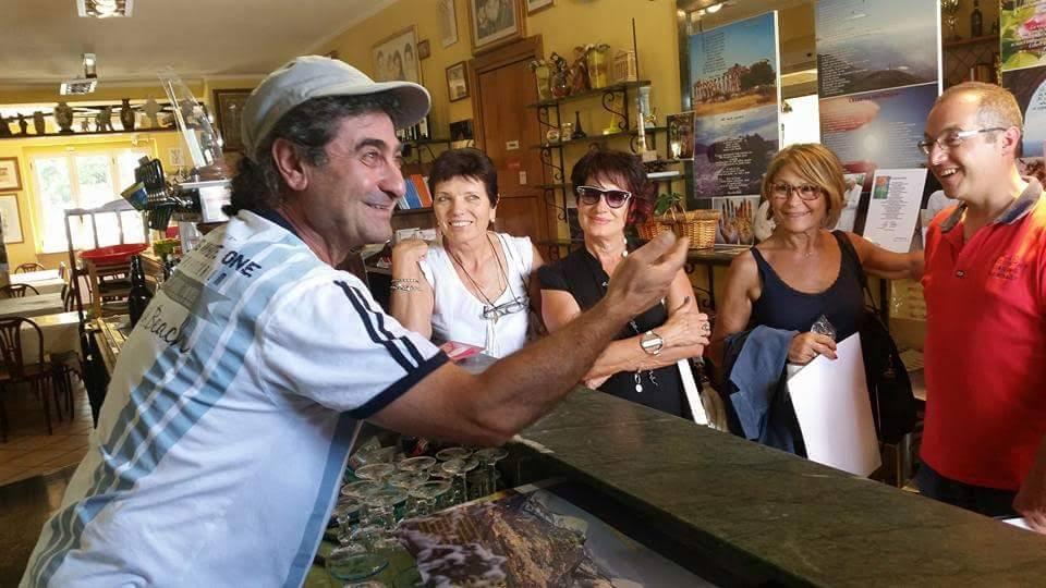 Restaurant in Gubbio