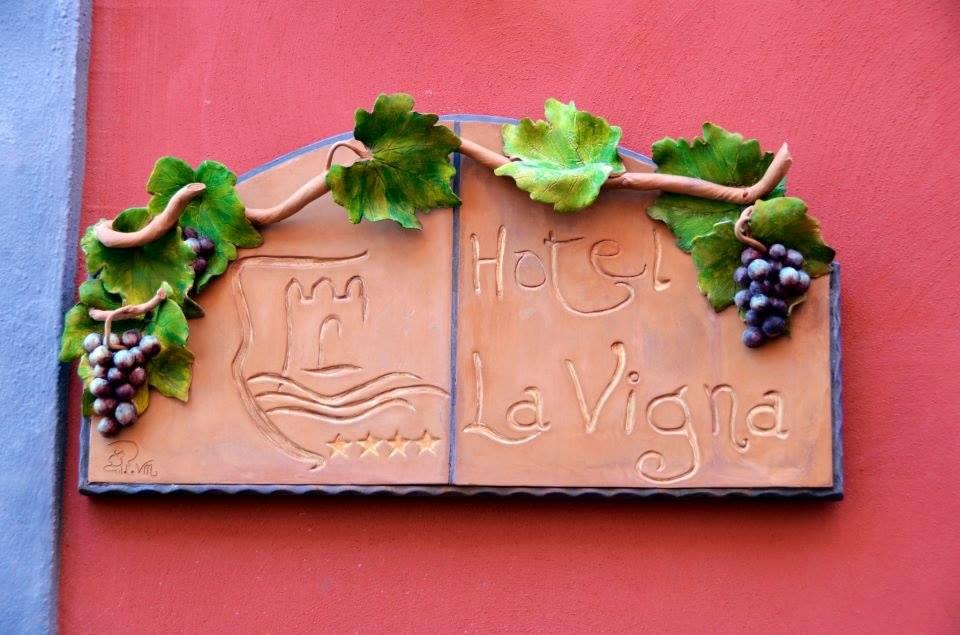 Hotel La Vigna Logo