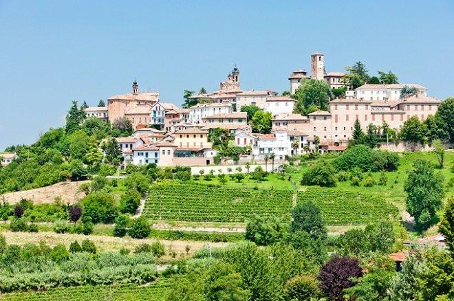 Neive Piedmont Italy