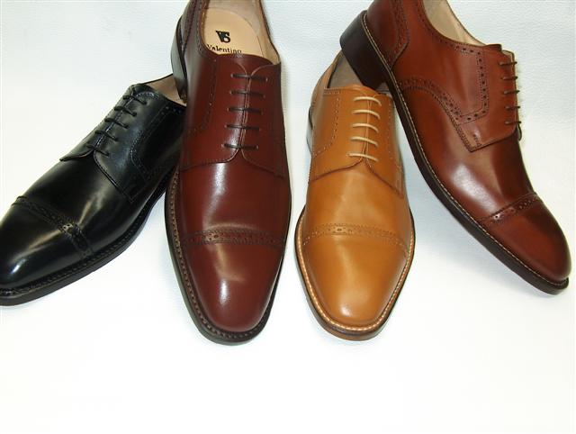 custom handmade leather shoes