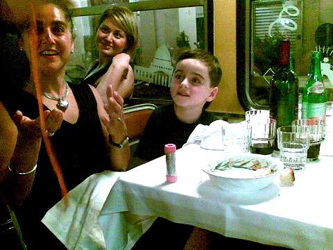 Torino Italy Tram