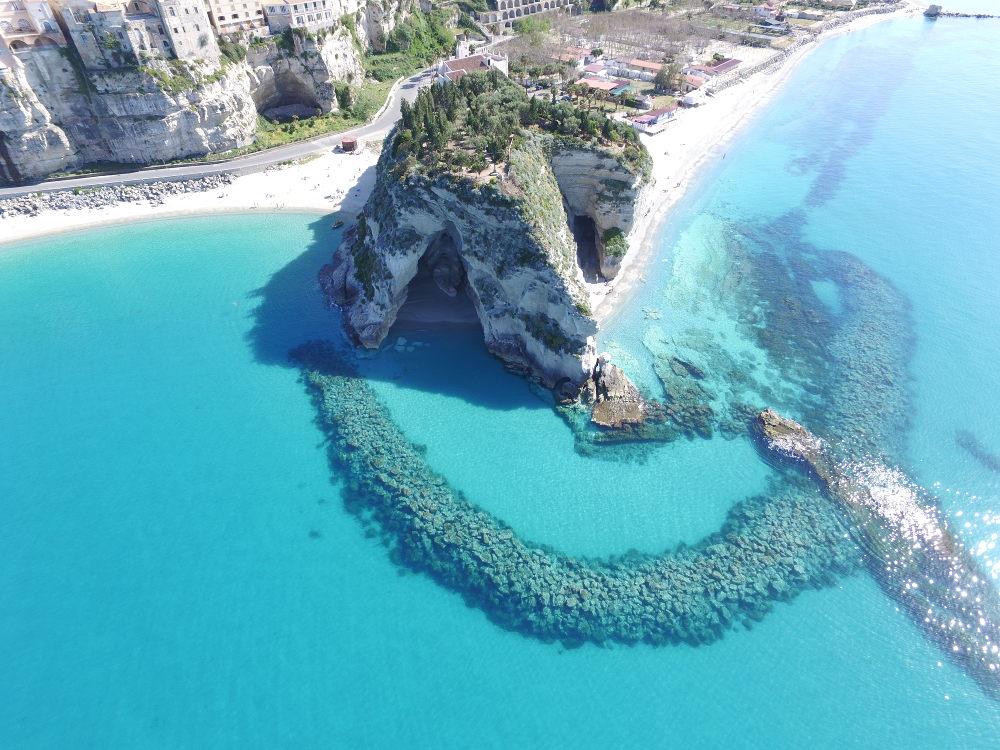 Tropea in Calabria
