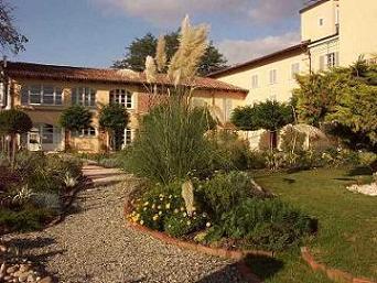 Gardens of the Villa Hotel